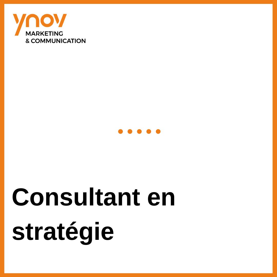 consultant en stratégie